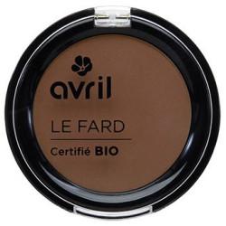 Avril - Fard à Paupières Certifié Bio - Cannelle Mat