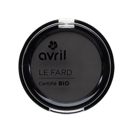 Avril - Fard à Paupières Certifié Bio - Gris Anthracite Mat