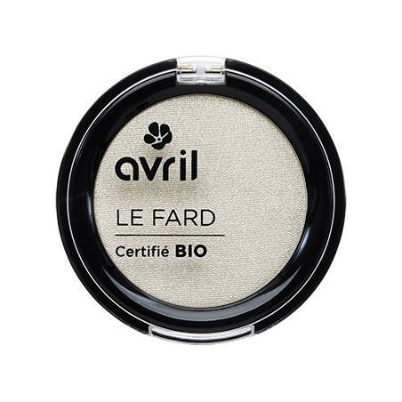 Avril - Fard à Paupières Certifié Bio - Ivoire Nacré