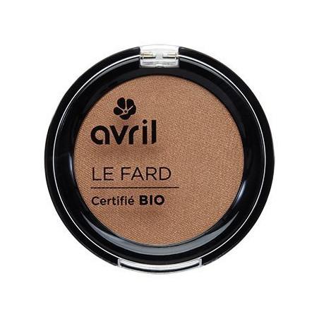 Avril - Fard à Paupières Certifié Bio - Cuivre Irisé