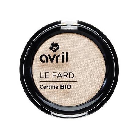 Avril - Fard à Paupières Certifié Bio -  Désert