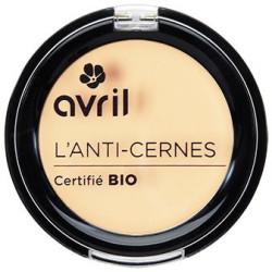 AVRIL - Anti-cernes Certifié Bio - Ivoire