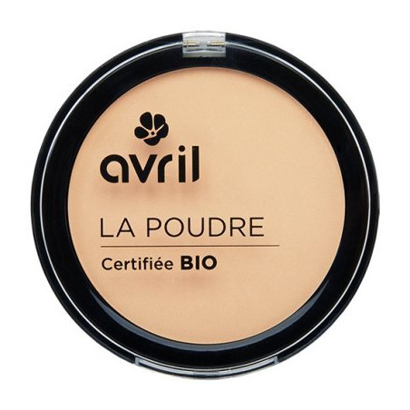 Avril - Poudre Compacte Certifiée Bio - Porcelaine