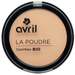 Avril - Poudre Compacte Certifiée Bio - Claire