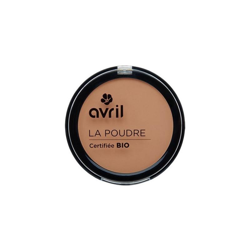 AVRIL - Poudre Compacte Certifiée Bio - Abricot