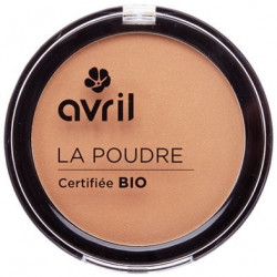 AVRIL - Poudre Bronzante Certifiée Bio - Caramel Doré