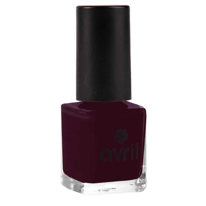 AVRIL - Vernis à Ongles 7 ml - N° 82 Prune