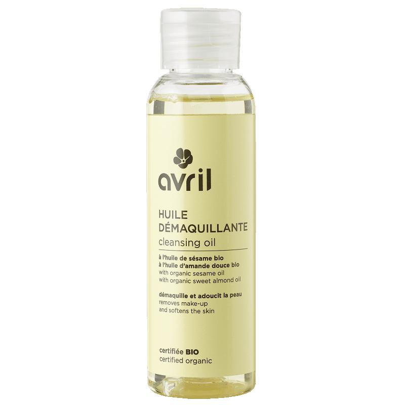 AVRIL - Huile Démaquillante Certifié Bio - 100 ml
