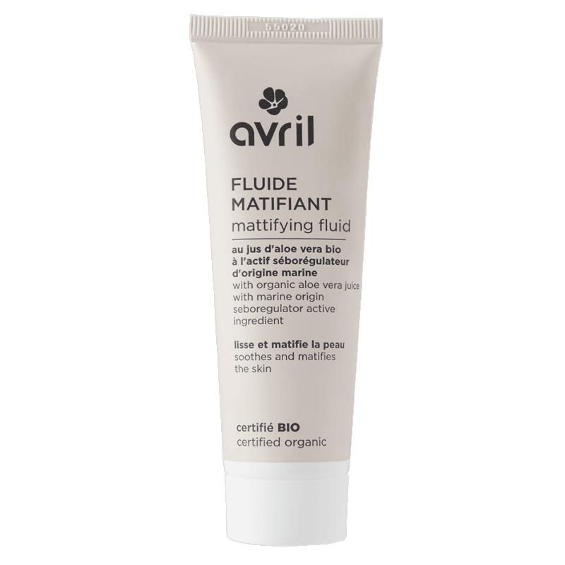 AVRIL - Fluide Matifiant Certifié Bio - 50ml