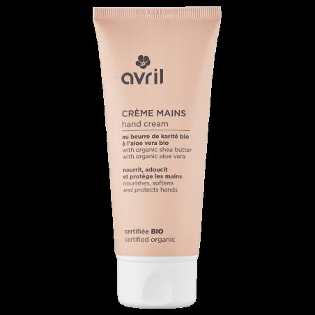 Avril - Crème Pour les Mains Certifiée Bio - 100 ml
