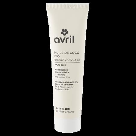 AVRIL - Huile de Coco Certifiée Bio - 100 ml