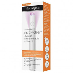 NEUTROGENA - Stylo de Luminothérapie Anti-Acné VISIBLY CLEAR