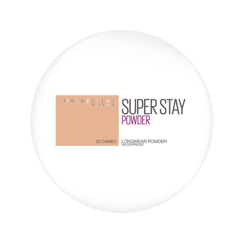 GEMEY MAYBELLINE - Poudre SUPERSTAY 24H - 20 Beige éclat