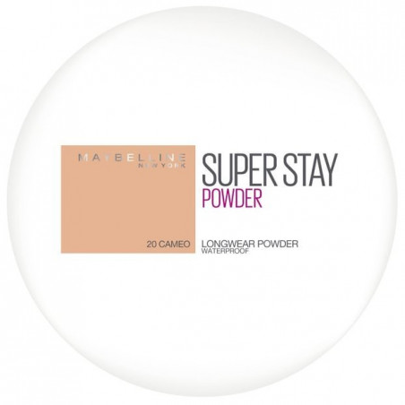 Maybelline New York - Poudre SUPERSTAY 24H - 20 Beige éclat