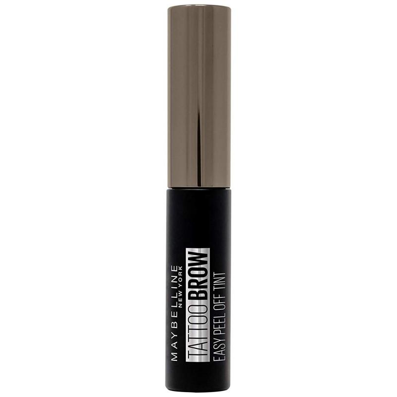 GEMEY MAYBELLINE - Encre à Sourcils Peel-Off Longue Tenue TATTOO BROW - Chocolate Brown