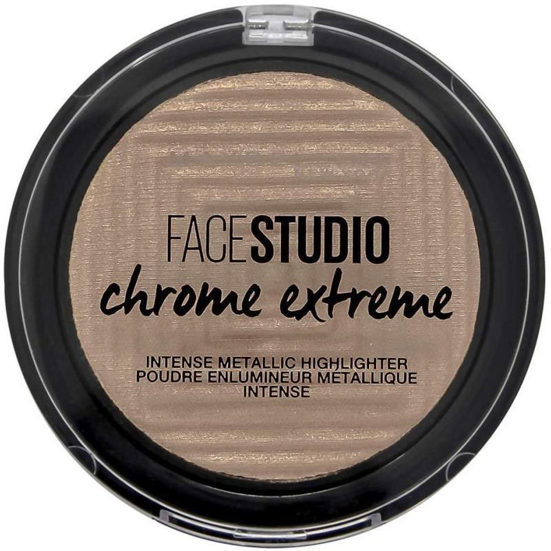 GEMEY MAYBELLINE - Poudre Enlumineur Métallique MASTER CHROME - 300 Sandstone Shimmer
