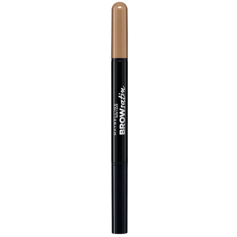 GEMEY MAYBELLINE - Crayon Sourcils BROW SATIN Crayon + Poudre - Dark Blonde