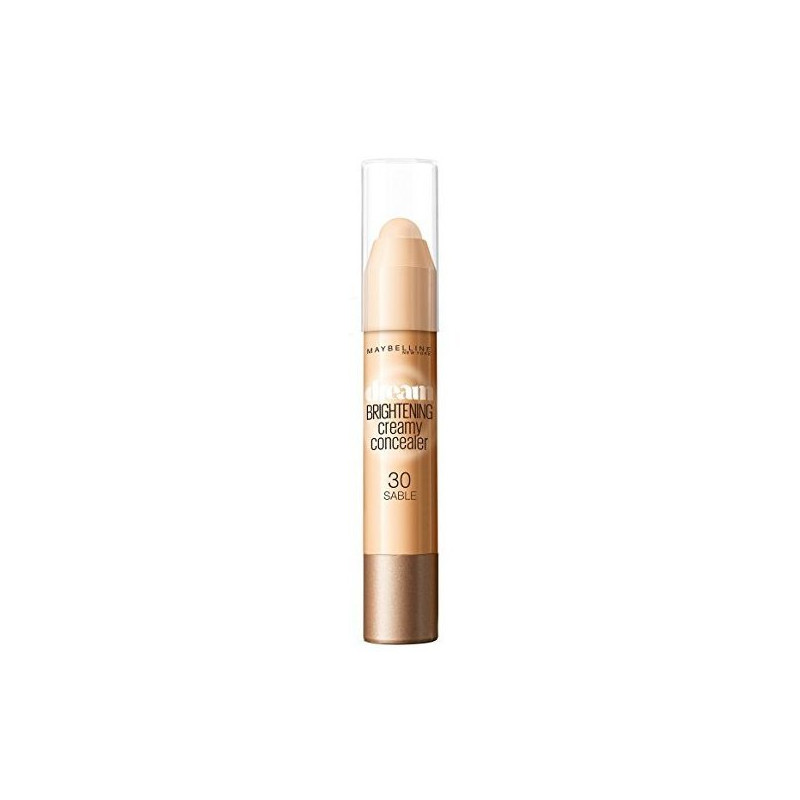 GEMEY MAYBELLINE - Anti-Cernes Crème Éclat DREAM BRIGHTENING CREAMY CONCEALER - 30 Sable