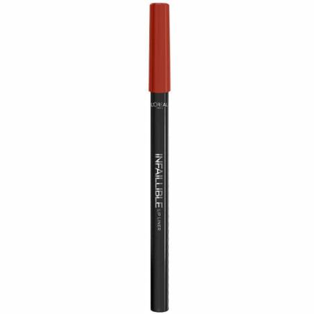 L'Oréal Paris - Crayon à lèvres INFAILLIBLE LIP LINER - 711 Invincible Red