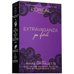 L'Oréal Paris - Coffret de Maquillage EXTRAVAGANZA - Teint/Yeux/Lèvres