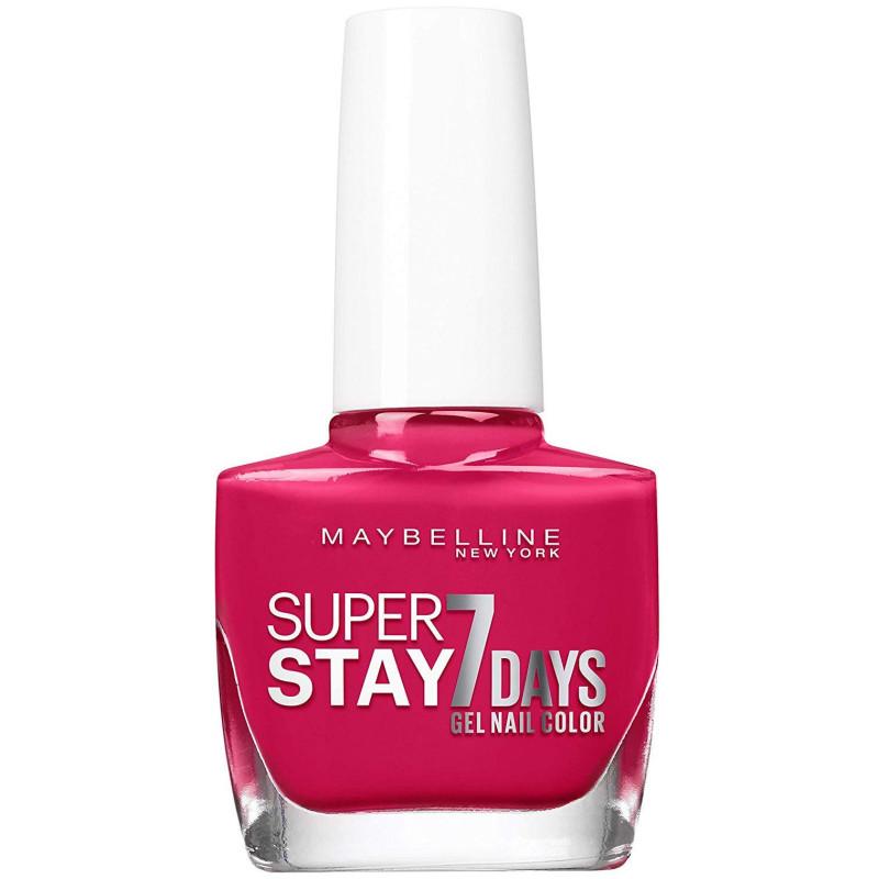 GEMEY MAYBELLINE - Vernis SUPERSTAY - 505 Forever Red