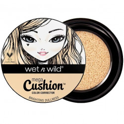 Wet N Wild - Correcteur De Couleur MEGA CUSHION - Yellow