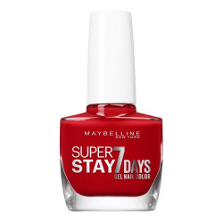 Maybelline New York - Vernis SUPERSTAY - 08 Rouge Passion