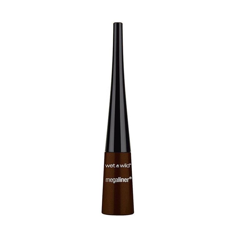 WET N WILD - Mega Liner Liquid Eyeliner - Dark Brown