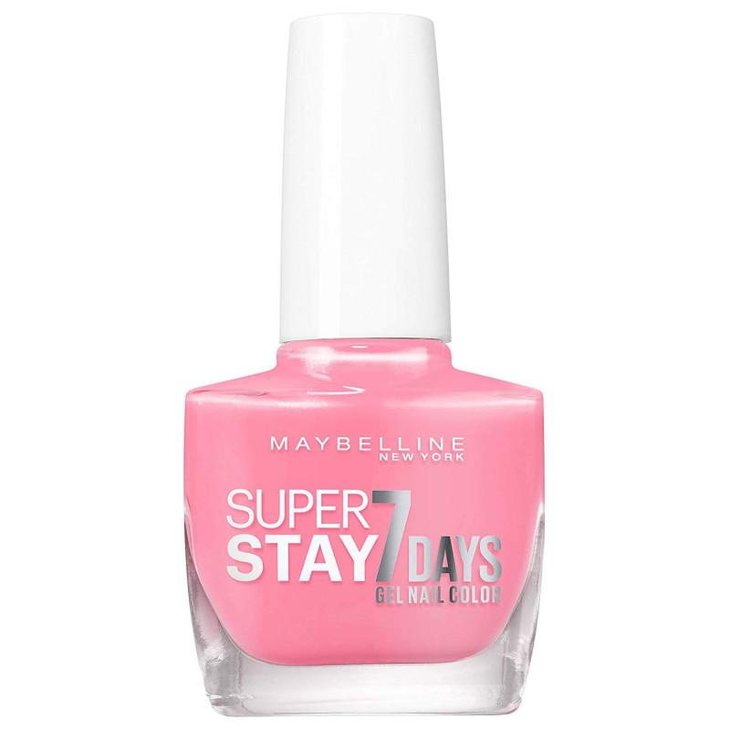 GEMEY MAYBELLINE - Vernis SUPERSTAY - 125 Enduring Pink