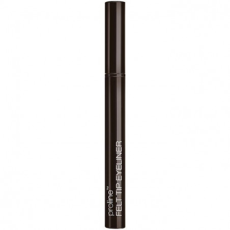 Wet N Wild - Eye-Liner PROLINE FELT TIP - Dark Brown