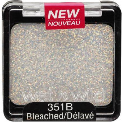 WET N WILD - Ombre à Paupières Glitter Single COLOR ICON - Bleached