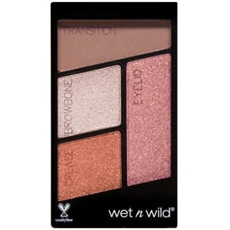 Wet N Wild - Ombre à Paupières Quad COLOR ICON - Shade 1 E6240K
