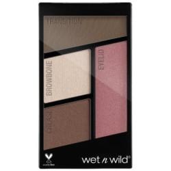 Wet N Wild - Ombre à Paupières Quad COLOR ICON - E359B Sweet As Candy
