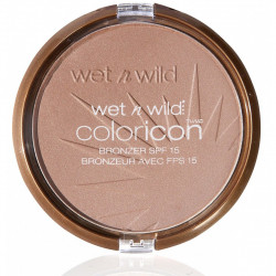 Wet N Wild - Poudre Bronzante FPS 15 COLOR ICON - Ticket To Brazil