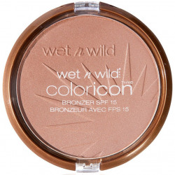 Wet N Wild - Poudre Bronzante FPS 15 COLOR ICON - Bikini Contest