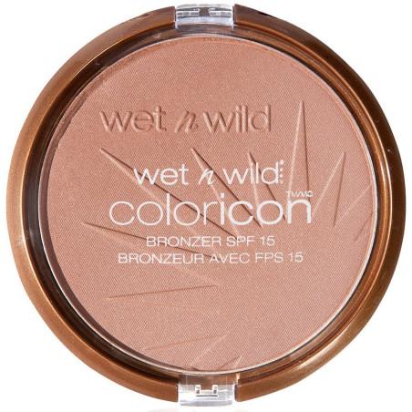 Wet N Wild - Poudre Bronzante FPS 15 COLOR ICON - Bikini Contest