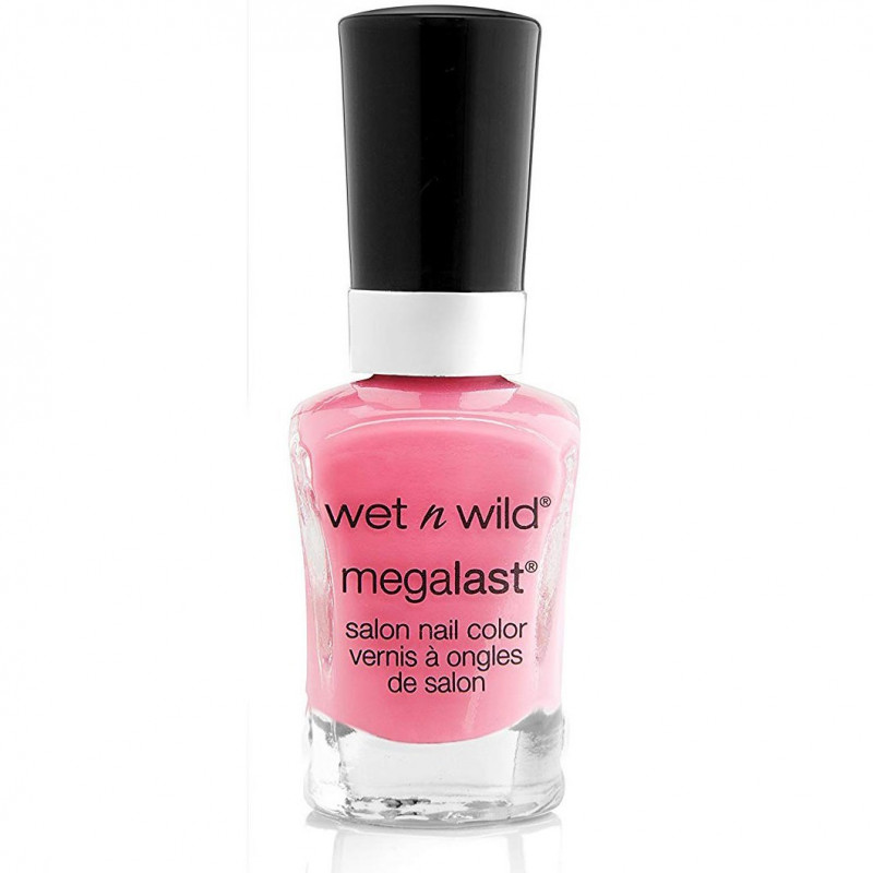 WET N WILD - Vernis à Ongles MEGALAST - Candy-licious