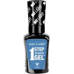 Wet N Wild - Vernis 1 STEP WONDER GEL - Cyantific Method