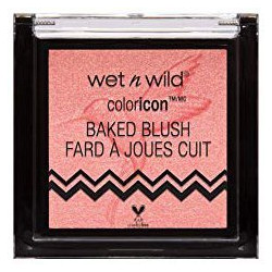 Wet N Wild - Blush COLOR ICON - Don't Flutter Yourself