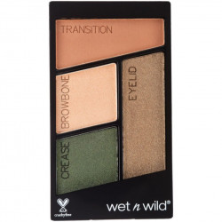 Wet N Wild - Ombre à Paupières Quad COLOR ICON - Dragon Scales