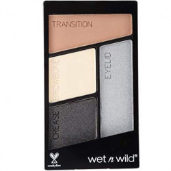 Wet N Wild - Ombre à Paupières Quad COLOR ICON - The Night's Quad