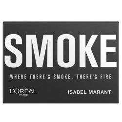 L'Oréal Paris - Palette Ombre à Paupières ISABEL MARANT - SMOKE