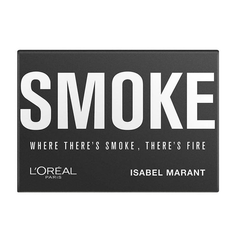 L'ORÉAL - Palette Ombre à Paupières ISABEL MARANT - SMOKE