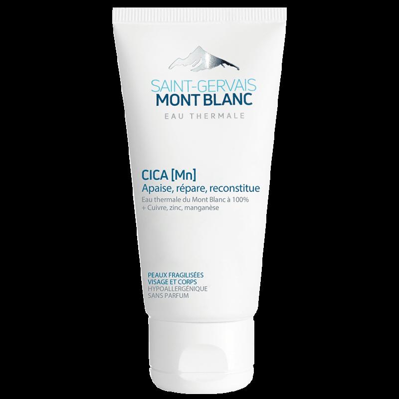 SAINT-GERVAIS MONT BLANC- Crème Réparatrice CICA-MN - Tube 40 ml