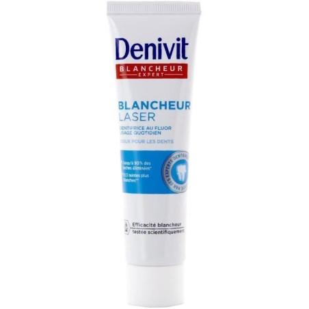 DENIVIT - Dentifrice Blancheur Laser - 50ml
