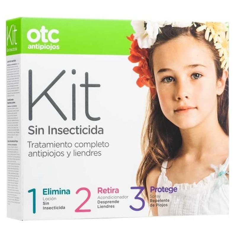OTC - Anti-Poux Kit 1 2 3 Sans Insecticide