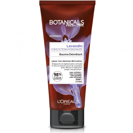 L'Oréal Paris - Baume Démêlant Lavandin Concoction Hydratante BOTANICALS - Fresh Care