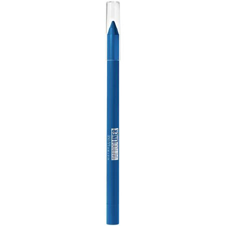 GEMEY MAYBELLINE - Crayon Gel Effet Tatouage Waterproof TATTOO LINER 36H - 921 Teal
