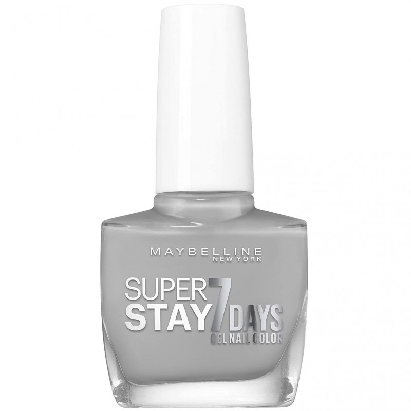 GEMEY MAYBELLINE - Vernis SUPERSTAY 7 DAYS - 910 Concrete Cast