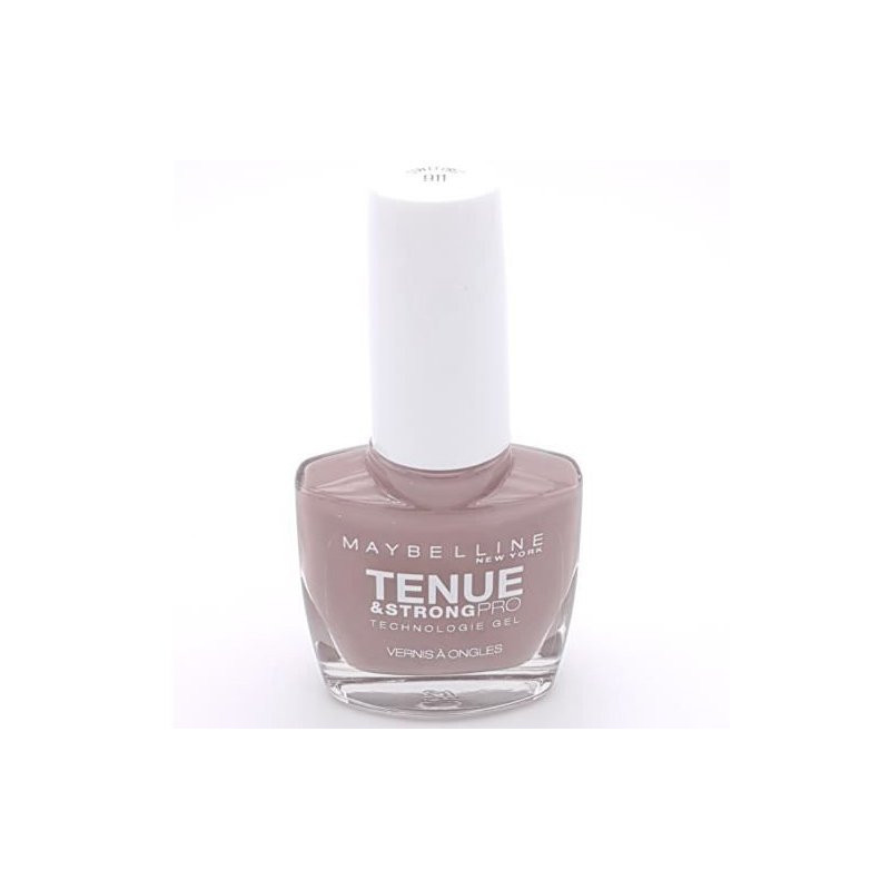 GEMEY MAYBELLINE - Vernis TENUE & STRONG PRO - 911 Street Cred